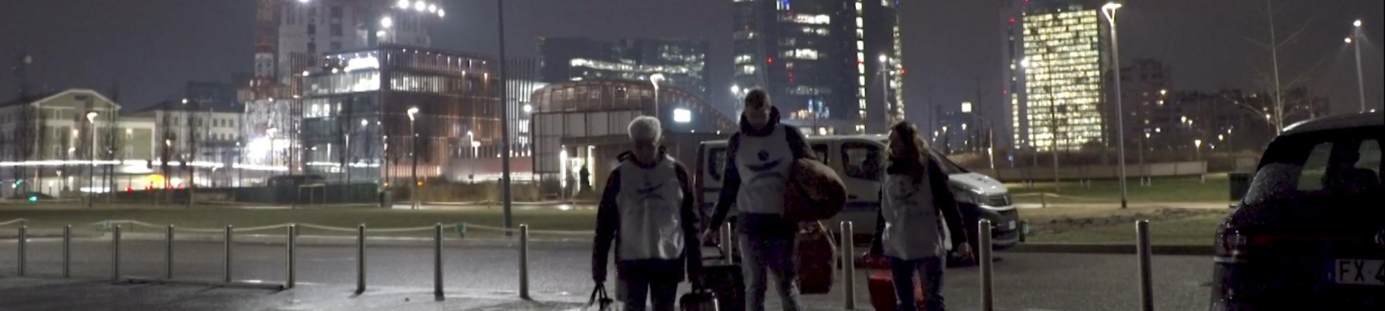 Una notte in Unità di strada