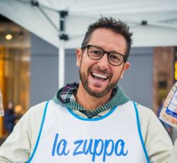 AAA Cerchiamo Volontari per la Zuppa della Bontà!