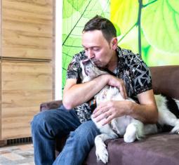 Nasce Cascina Vita Nova, la casa dove accogliamo persone senza dimora con cani