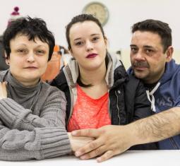 Famiglie senza dimora, Progetto Arca le accoglie