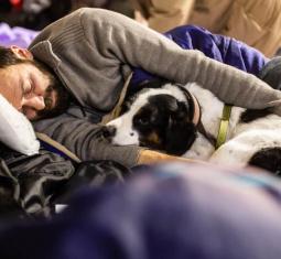 Cascina Vita Nova, la nostra Casa per accogliere persone senzatetto con cani