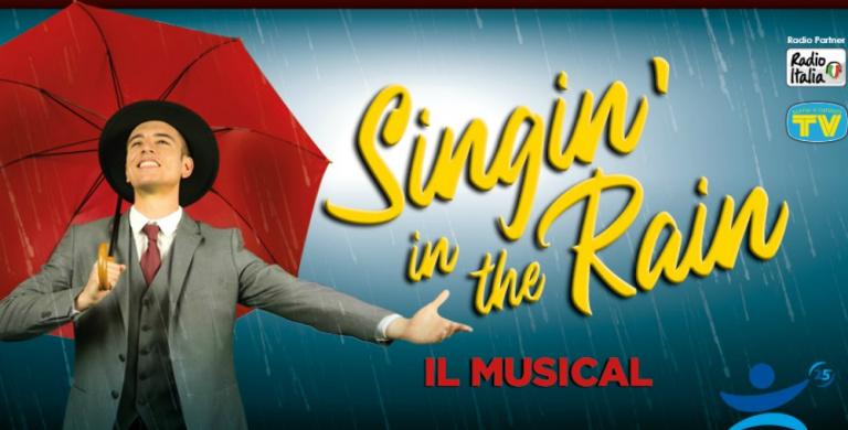 Teatro Nazionale di Milano, Singin' in the Rain a favore di Progetto Arca