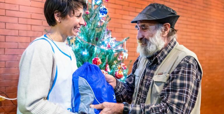 C'è un altro Natale da salvare. Quello di chi vive in strada