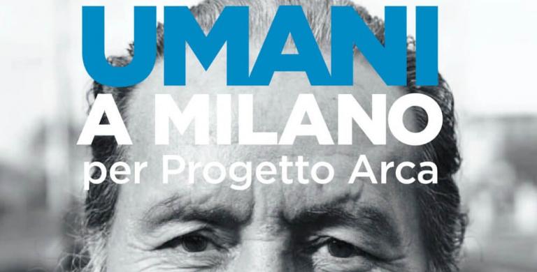 Umani a Milano per Progetto Arca in libreria, per il nostro 25esimo anniversario
