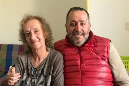 Maurizio e Laura: Quando sei in mezzo alla strada, essere in due è una salvezza
