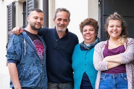 Di nuovo insieme. A Mirasole, la rinascita di Paolo, Margherita e dei loro ragaz...