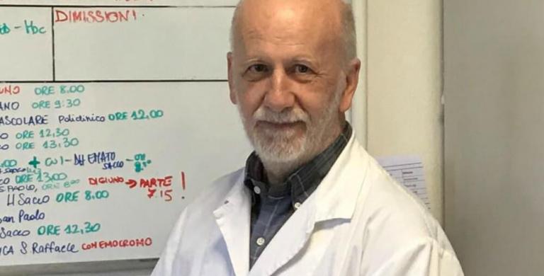 A colloquio con Elio Renesto, medico del Centro Post Acute per Homeless